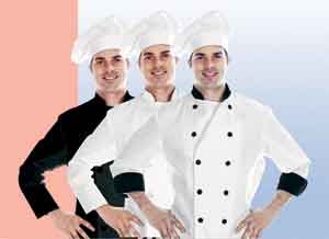 chef uniform manufacturers